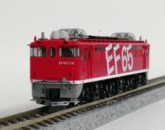 Nゲージ EF65 1118 レインボー塗装機 KATO