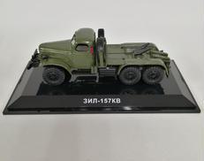 1/43 ZIL-157KV TRACTOR カーキ|DIPMODELS