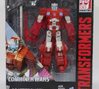 TRANSFORMERS AUTHENTIC