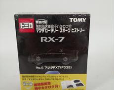 【未開封】トミカ マツダ ロータリー スポーツ ヒストリー TOMY