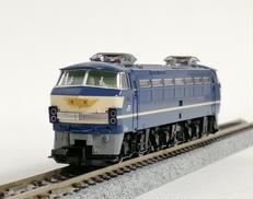 Nゲージ EF66-0形 電気機関車 後期型 TOMIX