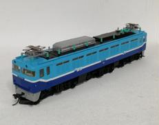 JR EF81電気機関車 貨物試験色 TOMIX
