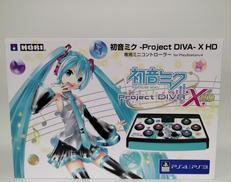 初音ミク PROJECT DIVA-X HD専用コントローラ|HORI