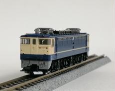 Nゲージ EF65−1000形(前期型・田端運転所) TOMIX
