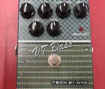 TECH21/VT BASS|TECH21