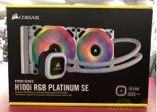 H100i RGB PLATINUM SE|CORSAIR