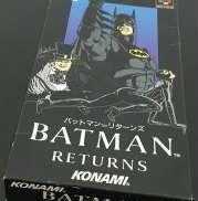 【SFC】バットマンリターンズ|KONAMI
