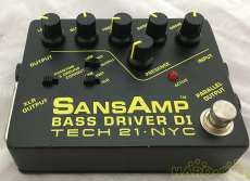 SANSAMP BASS DRIVER DI|TECH21