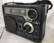 ※ジャンク品※ 6バンドBCLラジオ|NATIONAL