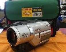 8ミリビデオカメラ SONY