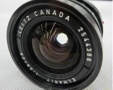 Mマウント用レンズ LEITZ CANADA