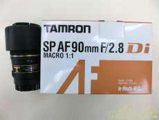 標準・中望遠単焦点レンズ TAMRON