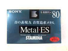 貴重なメタルポジションテープ! SONY