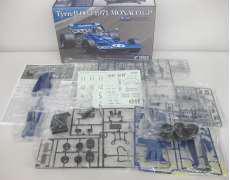 TYRELL 003 MONACO GP 1971 プラモデ エブロ