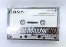 メタルカセット60分 SONY