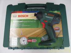 コードレスインパクトドライバー|BOSCH