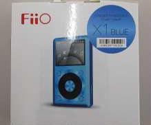 デジタルオーディオプレーヤー Fiio