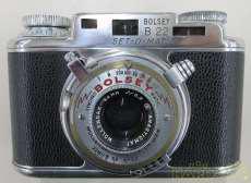 レンジファインダーカメラ|BOLSEY