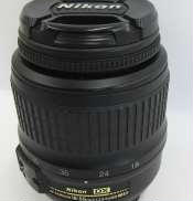 AF-S DX Zoom-Nikkor 18-55mm f/ NIKON