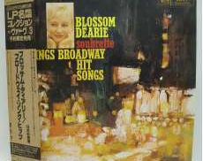 ブロッサム・ディアリー/ブロードウェイ・ソング・ヒッツ|Polydor Records