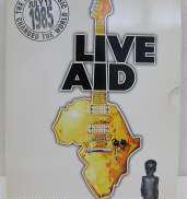 LIVE AID ライヴ・エイド [初回生産限定] Warner Music Japan