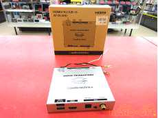 車載用HDMIトランスポート|AUDIO-TECHNICA