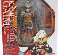 S.H.FIGUARTS 仮面ライダー鎧武 カチドキアームズ BANDAI