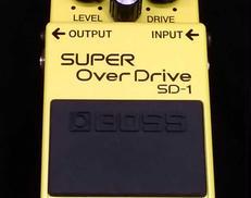 BOSS SD-1 BOSS