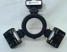 スピードライト Nikon SB-R200x3点+SX-1 NIKON
