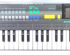 サンプリングキーボード PT-280 CASIO