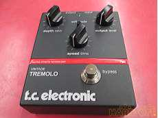 エフェクター・トレモロ T.C ELECTRONIC