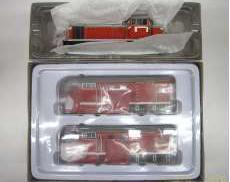 国鉄DD16-300 機関車 + 前頭車 2両セット|トラムウェイ