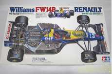 ウィリアムズ FW14B ルノー TAMIYA