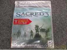SACRED 3|株式会社 スパイク・チュンソフト