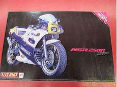 1/12 HONDA '88 NSR250R SP AOSHIMA