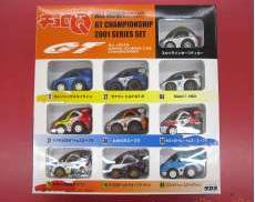 全日本GT選手権シリーズ 2001限定セット TAKARA