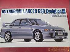 MITSUBISHI LANCER GSR EVOLUTIONⅢ|HASEGAWA