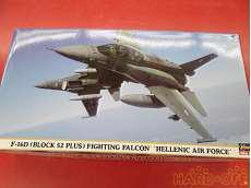 1/48 F-16D FIGHTING FALCON HASEGAWA