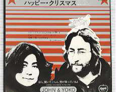 JOHN&YOKO【ハッピークリスマス】|Apple Records