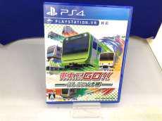 PS4ソフト 電車でGO!!はしろう山手線 プライズ(SQUARE ENIX)