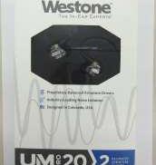 UM Pro20 (Redesign Model WESTONE