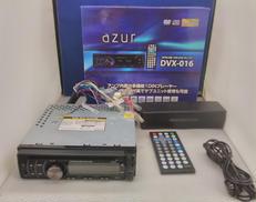 車載用CPRM対応 1DIN DVDプレ-ヤ-|AZUR