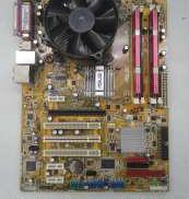 ASUS P5B/Intel C2D E6400/メモリ4G|ASUS