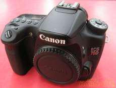 【CANON】EOS 70D レンズキット|CANON