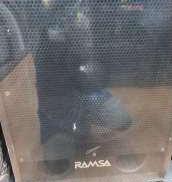ウーファー 大型 RAMSA