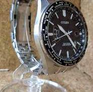 エコドライブ 腕時計/ソーラー電波|CITIZEN
