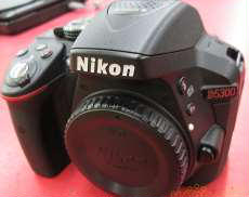 【NIKON】D5300 レンズキット|NIKON