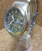ウェーブセプター  電波ソーラー時計|CASIO
