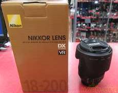 NIKON 望遠レンズ 18-200MM 3.5-5.6GⅡ|NIKON