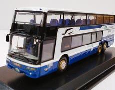 1/76 三菱ふそうエアロキング(JRバス関東) CLUB BUSRAMA